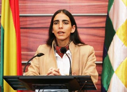Dip. Gabriela Montaño