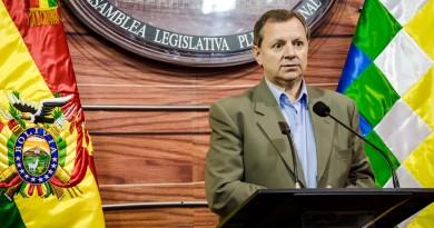 """Gonzales espera que Mesa """"active"""" la vocería por la demanda marítima"""