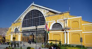 Terminal La Paz