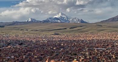 El Alto ciudad