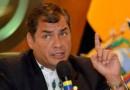 Correa no planea regresar a Ecuador