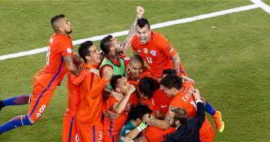 chile campeon