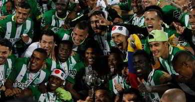 Medellin campeon libertadores