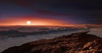 planeta lejano