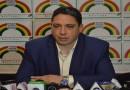Arce afirma que no proceden medidas cautelares contra la repostulación de Morales en 2019