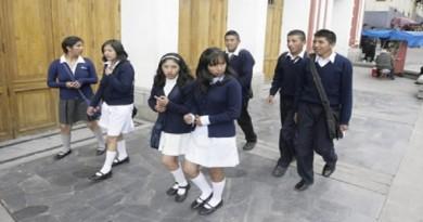 Sánchez: una vez al mes estudiantes realizarán actividades para prevenir violencia hacia la mujer