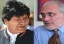 Carlos Mesa es seguidor de ideas neoliberales, denuncia Evo Morales