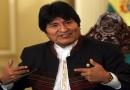 Morales afirma que Nicaragua y Venezuela son víctimas de la arremetida del imperio