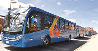 wuayna bus