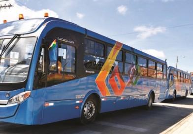 Municipio descarta decadencia del transporte masivo  Wayna Bus