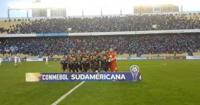 Copa Sudamericana: Bolívar se impone 1-0 a Liga de Quito y deja la serie abierta