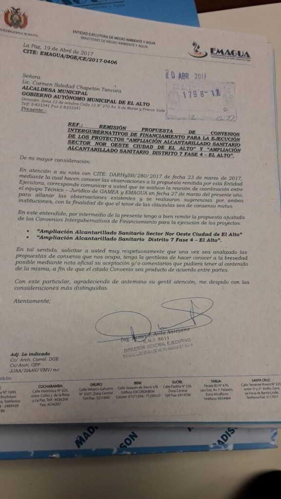 Documento EMAGUA