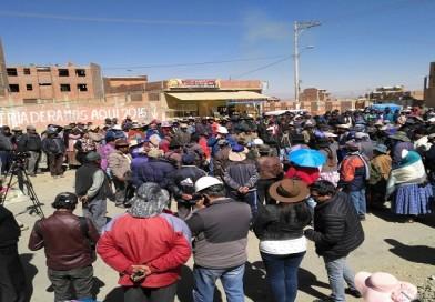Municipio frena marcha del D-7 y compromete la aprobación  del POA reajustado II