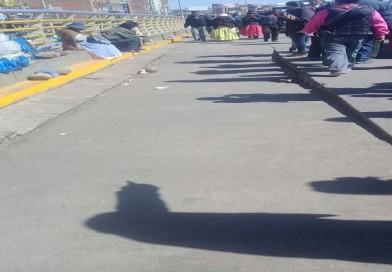 Alcaldía  realizará el mantenimiento de la plataforma del puente distribuidor en 45 días