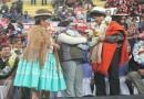 Presidente saluda el protagonismo histórico de la mujer boliviana en su día