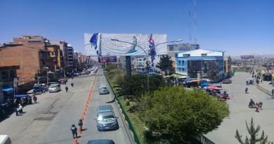 El Alto av 6 marzo