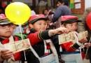 Gobierno destinará Bs 444 millones para pagar el Bono Juancito Pinto este año