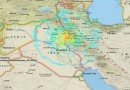 Terremoto sacude Irán e Irak, más de 300 muertos y cerca de 4.000 heridos