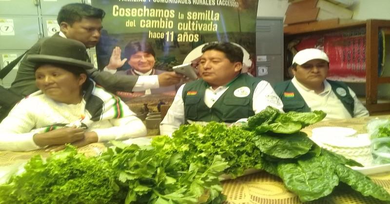 """El Alto 44 emprendimientos participaran de la II """"Feria de Promoción de Productos Exitosos"""""""