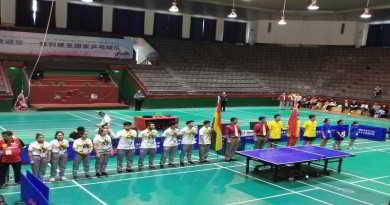 Se acelera la preparación de los deportistas bolivianos en China rumbo a los Juegos