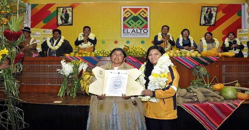 Ley Municipal 479 avala actividad de productores ecológicos de Alto Beni