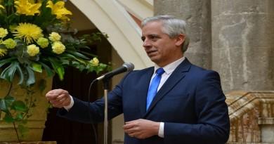 """García Linera califica de """"estafa"""" a los políticos opositores"""
