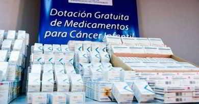 Ministerio de Salud traslada stock de medicamentos para niños con cáncer