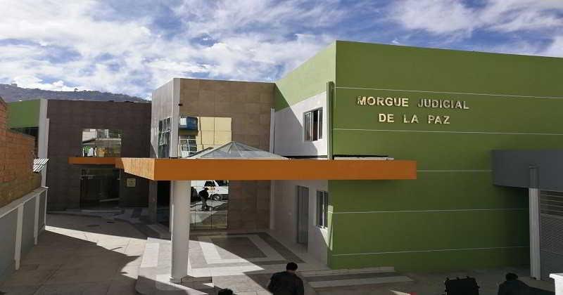 Gobierno nacional inauguró Morgue Judicial en La Paz