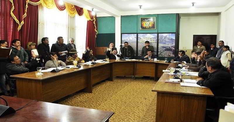 Concejo Municipal aprueba Plan Operativo Anual Ajustado III