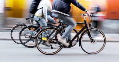 Francia impulsa el uso de bicicletas