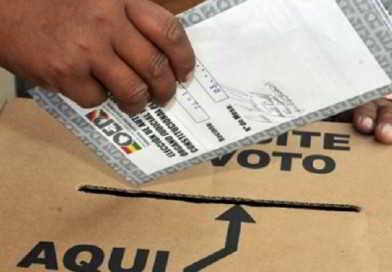 Tribunal electoral da luz verde a candidatos para elaborar material de campaña electoral
