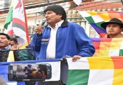 Morales: actitud de la derecha es «vergonzosa» por sus «fracasos» en pedir intervención extranjera