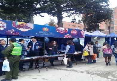 """La Procuraduría culmina con éxito """"1ra Feria del Libro de la PGE"""""""