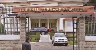 Costas afirma que no está en riesgo la institucionalidad del Tribunal Supremo Electoral
