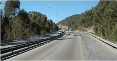 Autopista La Paz- El Alto