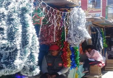 Autorizarán asentamiento eventual de 16 ferias navideñas en El Alto