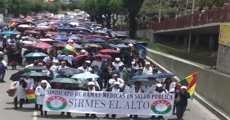 Medicos-Marcha