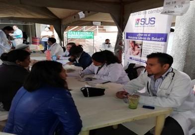 Alcaldía reitera que El Alto implementa el SUS  con recursos propios