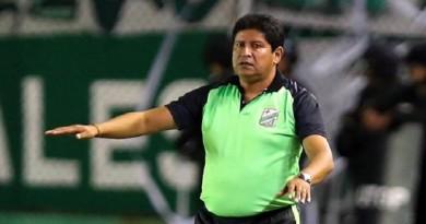Eduardo Villegas es el nuevo entrenador oficial de la selección boliviana