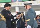 Morales dice que el mejor aporte de las FFAA para el crecimiento económico es combatir el contrabando