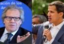Secretario General de la OEA reconoce a Juan Guaidó como presidente de Venezuela