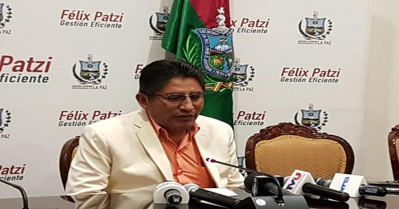 """Asamblea de La Paz interpelará a Patzi por """"su inoperancia"""" ante desastres en Alpacoma y Caranavi"""