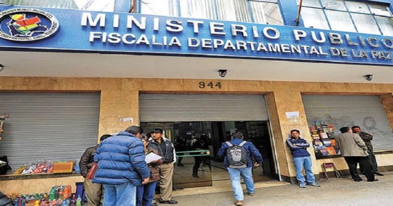 Fiscalía de La Paz realiza inspección sorpresiva a asientos fiscales