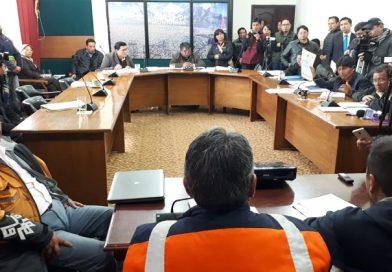 Ante el Concejo, Epsas y Alcaldía garantizan la construcción de los cárcamos de bombeo