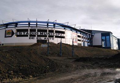 Vecinos de Villa Ingenio piden a Chapetón agilizar los trabajos complementarios  en el Estadio de Villa Ingenio