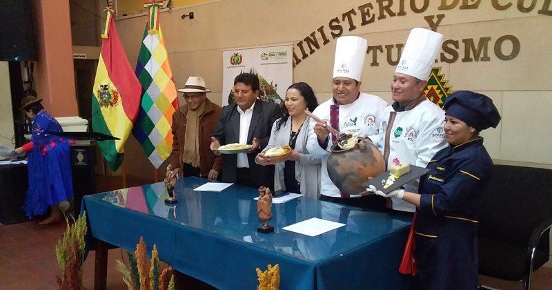 Chefs y productores de quinua impulsan al pesq´e como plato bandera de El Alto