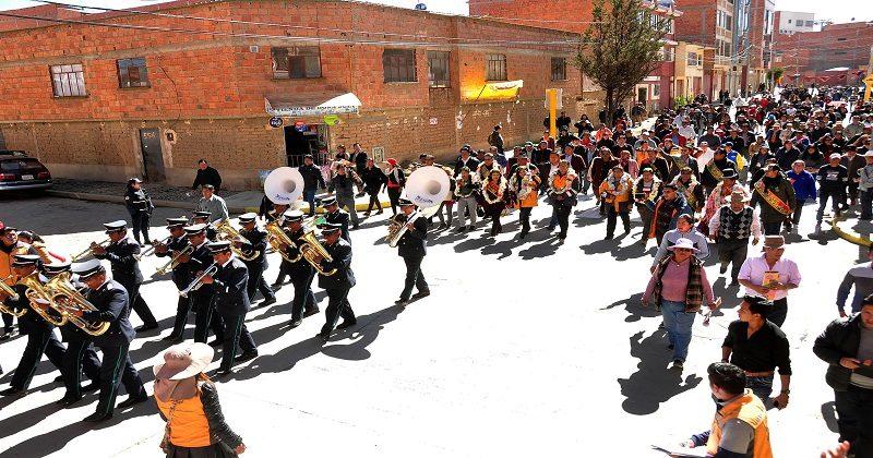 Soledad Chapetón inaugura pavimentado de la Avenida 1
