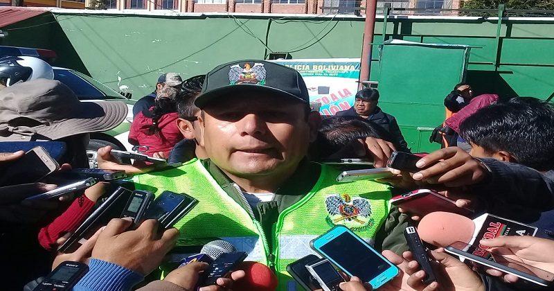 Asume Fuentes como director de Tránsito de El Alto