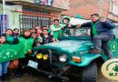 """Candidata Lucila Mendieta encabezará los """"Patzi autos"""" que invadirán El Alto este sábado"""