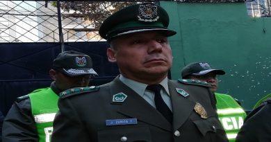 Relevan al Director de Tránsito en el marco de la lucha anticorrupción y reestructuración de la Policía